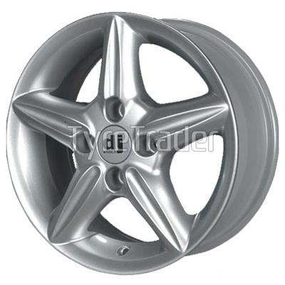 DJ RI399 7x17 5x112 ET35 DIA66,6 (silver)