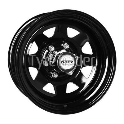Dotz Dakar 7x16 6x139,7 ET13 DIA110,1 (black)