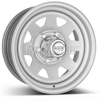 Dotz Dakar 6x15 5x139,7 ET0 DIA110,1 (silver)