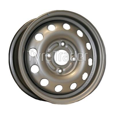 Евродиск 53A45D 5,5x14 4x100 ET45 DIA57,1 (silver)