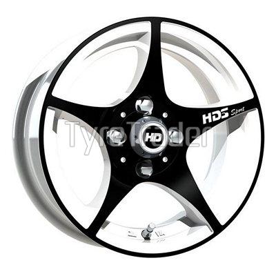 HDS 015 5,5x13 4x98 ET12 DIA58,6 (silver)
