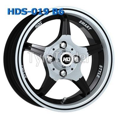 HDS 019 5,5x13 4x98 ET20 DIA58,6 (CA-WB6)