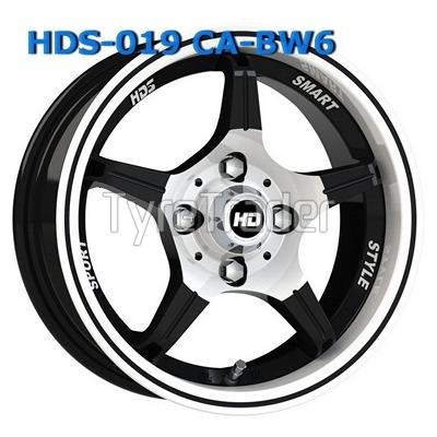 HDS 019 5,5x13 4x98 ET20 DIA58,6 (CA-BW6)