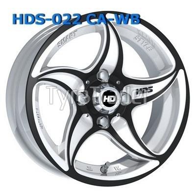 HDS 022 5,5x13 4x98 ET12 DIA58,6 (CA-WB)