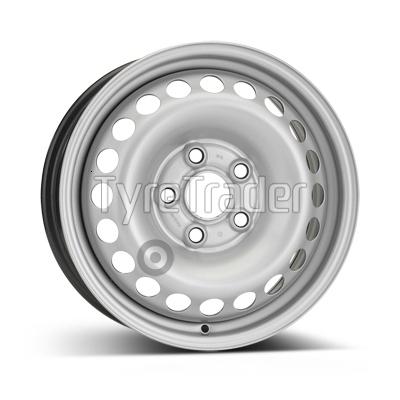 ALST (KFZ) 9685 Volkswagen 6,5x16 5x120 ET51 DIA65,1 (silver)