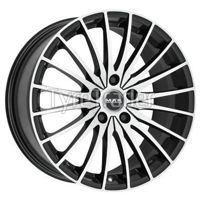 Mak Spin 6,5x15 5x112 ET42 DIA76 (ice black)