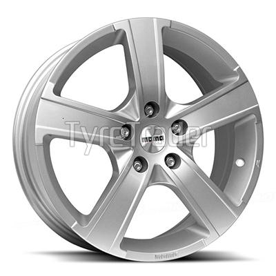 Momo 543770 7x17 4x108 ET42 DIA72,1 (silver)