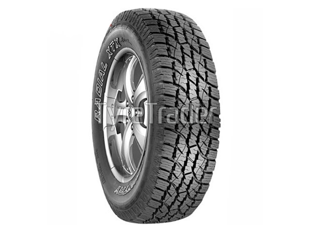 Multi-Mile Wild Country Radial XTX 275/55 R20 117S
