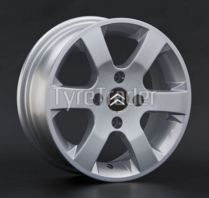 Replay Citroen (CI15) 5,5x14 4x108 ET24 DIA65,1 (silver)