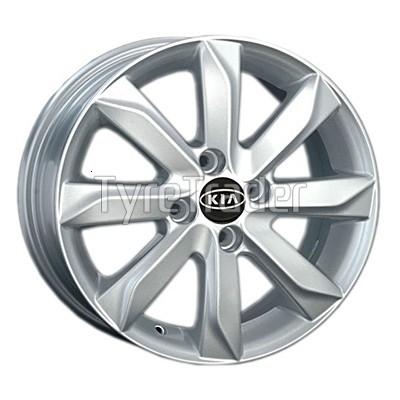 Replay Kia (KI86) 6x15 4x100 ET48 DIA54,1 (silver)