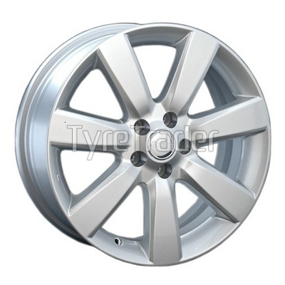 Replay Renault (RN141) 6,5x15 5x114,3 ET43 DIA66,1 (silver)