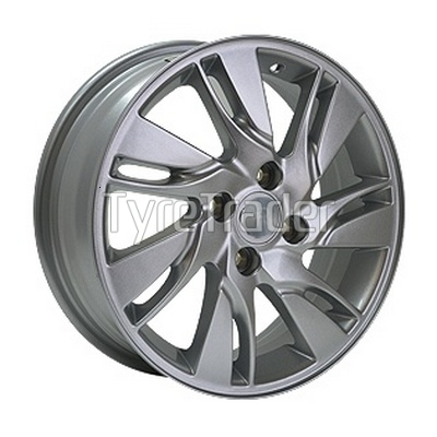 Replay Toyota (TY194) 5,5x15 4x100 ET45 DIA54,1 (silver)