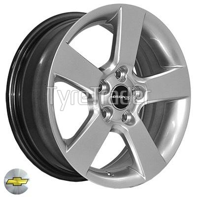 Replica Chevrolet (501) 6x15 5x105 ET39 DIA56,6 (HS)