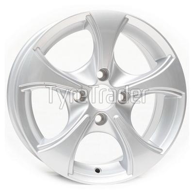 Replica R328 6x14 4x100 ET35 DIA67,1 (silver)