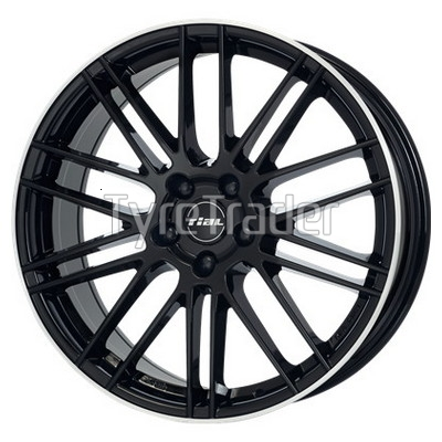 Rial Kibo 8x19 5x114,3 ET40 DIA70,1 (diamond black)