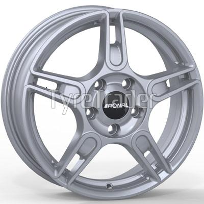 Ronal R52 5,5x15 5x114,3 ET45 DIA76 (silver)